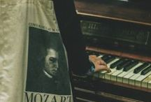 音・乐 / 'Just because I play the piano doesn't mean I'm not willing to take you down.'