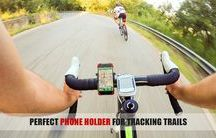 Bikes and Biking / Check out these great bike phone holder and bike lights as accessories... https://www.amazon.com/dp/B01EAZN1GK