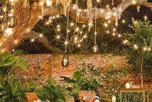 Rustic garden party ideas