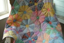 Quilt me / My stress buster and creative outlet all in one. So many patterns and fabrics, not enough time. / by Marta Lochner