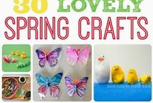 Crafts / Fun crafts for the whole family  / by HSLDA Canada