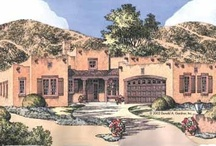 Adobe Dream Home  / I want a large Adobe Home with a large ranch in New Mexico. I want to vacation here when I don't feel like living in the city.