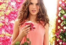 Alessandra for Arkitect Flowers 2013
