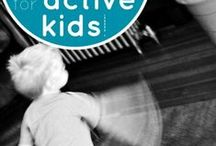 Being Active / Staying fit and fun for the whole family / by HSLDA Canada