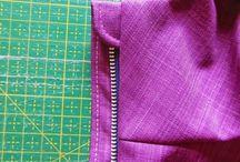 How to sew a ... (vychytávky)