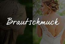 ♡ BRAUTSCHMUCK - IDEEN / Ideen, Bilder und Beispiele für schönen Brautschmuch / by ♡ weddstyle.de ♡ Hochzeitsdekoration