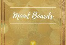 Mood Boards / mood board examples, mood board images, mood board, mood board assignment, create a mood board, presenting a mood board, mood board branding