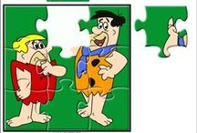 Puzzle / Jednoduché hry pre najmladšie deti.