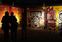 Art Basel Miami 2013 / Pictures from the Wynwood District on Friday night