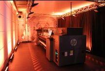 Event HP Latex 3000 / First HP Latex 3000 printer in Belgium