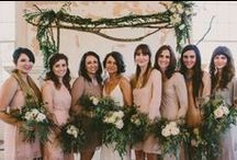 Bridesmaids / by Amy