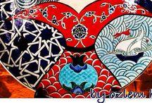 Ottoman Art / MİNEL Çini