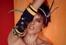 Alessandra Ambrosio: Vogue Brazil - March 2014