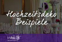 ♡ HOCHZEITSDEKO BEISPIELE / Hochwertige Hochzeitsdekoration von Weddstyle einfach mieten. Wir bieten Ihnen von Tischdekoration bis zur Raum- und Kirchendekoration alles, was Sie für Ihre Hochzeit benötigen. Neben den Klassikern wie Stuhlhussen, Kerzenständern und Teelichtern haben wir auch schöne Vintage Dekoration und Accessoires in unserem Vereih-Angebot. Lassen Sie sich inspiriieren und besuchen Sie uns unter www.weddstyle.de / by ♡ weddstyle.de ♡ Hochzeitsdekoration