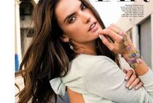 Alessandra Ambrosio: Harper's Bazaar Arabia - May 2014