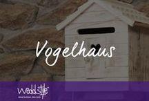 ♡ VOGELHAUS HOCHZEITSDEKO / Schönes Vogelhaus für deine Hochzeit mieten / by ♡ weddstyle.de ♡ Hochzeitsdekoration