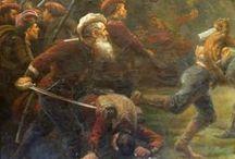 """España; Carlistas Civil Wars / """"Estoy firmemente convencido de que España es el país más fuerte del mundo. Lleva siglos queriendo destruirse a sí mismo y todavía no lo ha conseguido"""".  Otto Von Bismarck"""