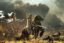 Wars and greatts battles in history 2ª parte; 3000 A.B.-20...? / La guerra ha estado siempre íntimamente relacionada con la historia de las civilizaciones. Desde las más antiguas como la Guerra entre los Guti y los Sumerios entre los años 2200-2130 a.c hasta las guerras más actuales como la 1º Guerra Mundial (1914-1918) y la 2ª Guerra Mundial (1939 y 1945) y la reciente Guerra de Irak, entre otras....