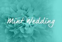 ♡ MINT HOCHZEITSDEKO / Die Hochzeit und Dekoration in Mint liegt voll im Trend. Mintfarbene Hochzeitsdeko, Tischdekoration und farblich abgestimmte Kleiner, Accessoires und sollten es dann schon sein. / by ♡ weddstyle.de ♡ Hochzeitsdekoration