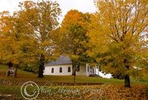 Fall Colors in Giles / A great time of the year to travel the backroads of Giles County, Virginia.