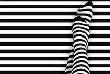 #stripes / #stripes #black&white #fashion #fourniture #design #graphic #bianco #nero #strisce