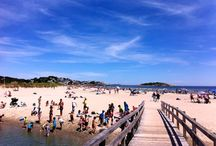 Cape Ann Beaches / Gorgeous beaches of Gloucester, Rockport, Ipswich and Manchester-by-the-Sea.