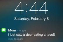 Funny texts / Funny texts