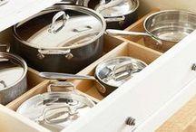 Kitchen Tips / Organizing Your Kitchen