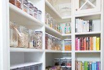 Food Storage + Pantry Ideas / Organizing Your Pantry :: Refrigerator :: Freezer :: Deep Freeze :: Bulk Shopping