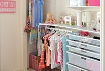 Organizing For Kids / Tips to Organize Kids' Closets :: Toys :: Clothing :: Home School  :: Homework