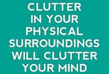 Motivational Quotes / Get Motivated to Organize :: Declutter :: Break Free :: Live Life :: Reach For The Stars