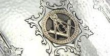 Masonic Jewelry and Symbols