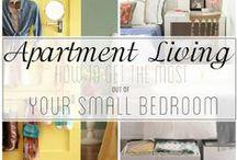 Bedroom Tips / Organizing Your Bedroom