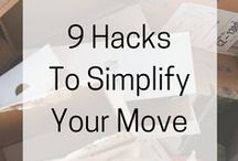 Moving Tips / Preparing + Organizing for Moving :: Packing :: Unpacking