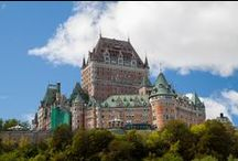Grownup Travel in Quebec / Where to travel in Quebec and what to see in Quebec plus travel information and travel tips for mature travellers 45+