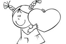 Deň matiek  Mothers Day craft / námety, predlohy, šablóny