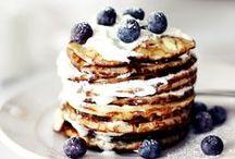 Sweet Treats- Pancakes & Waffles