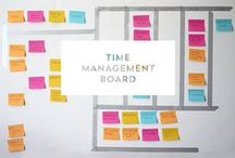 Time Management Tips / Organizing Your Time for Efficiency + Productivity to Save Time + Money