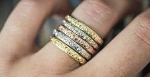Wedding and Stacking Bands / Vintage, Antique, and Re-issued Wedding and Stacking Bands
