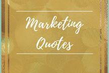 Marketing Quotes / marketing quotes
