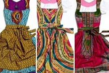 african clothes / by cathy russell