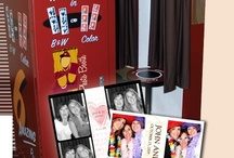 """Iowa Photo Booth Rentals / The """"REAL"""" Thing.  Walk in and have Fun!  Vintage booth."""