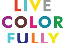 Living in colours !