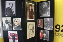 29 Ekim Cumhuriyet Bayramı Kutlamaları / Atatürk ilke ve inkılaplarını içselleştirmiş Anabilim Eğitim kurumları ailesinin 7'den 70'e her bireyi, bekçisi olduğu Cumhuriyet'in 89. yılını büyük coşkuyla kutladı.