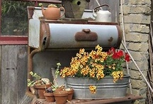 OLD TREASURES - Antiques / Vintage / by Gladys Hagerty