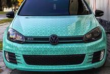 Autofolierung | INSPIRATION / Car Wrapping Inspirationen | Ideen