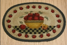 An Apple A Day/ Decor♥✿❦ ❦♥ / My country kitchen decorating theme / by Linda Kostecki