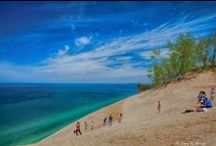 Places to visit in Michigan / by Kathy Kortering