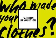 #InsideOut - 2014 / #insideout  Tweet it, link it, like it, share it  We want you to wear an item of clothing inside out because we want people to change the way they look at the clothes they wear. Be curious.  www.fashionrevolution.org