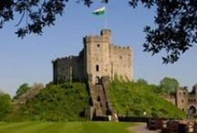Cardiff / Cardiff is the capital and the largest city in Wales, The City is the commercial centre and the base of national cultural and sports institutions in Wales. http://www.cityjet.com/destinations/cardiff/